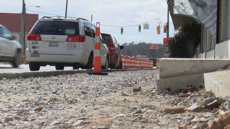 The North Main Street Widening Project has been ongoing for years and aims to widen the road by...