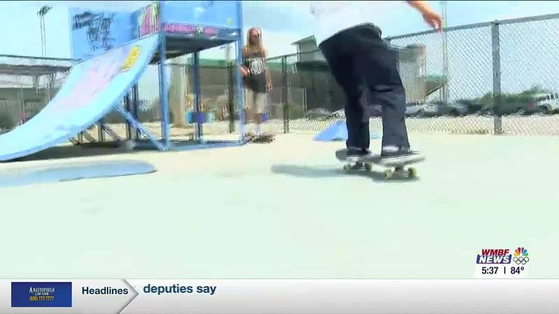 Myrtle Beach skateboarders excited for sport to make Olympic debut
