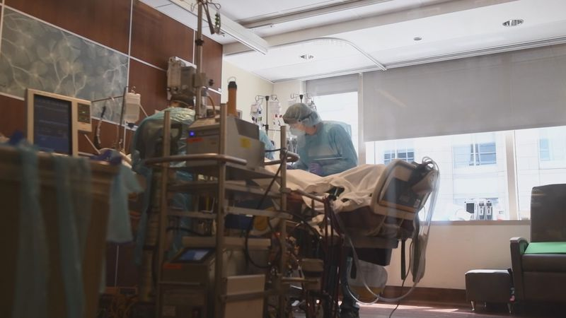 Doctors worried about spike in hospitalizations as SC hits fourth straight day of 2,000 new...