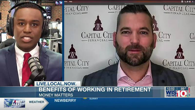 Are there benefits to working in retirement?