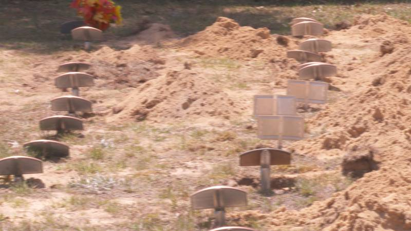The coroner's office laid 23 souls to rest in the public service.