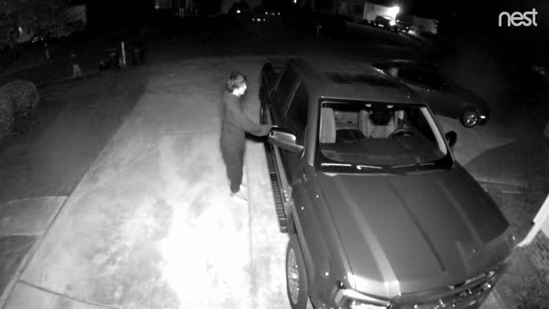 """Three """"possible teenage"""" suspects are wanted in connection with a series of theft from motor..."""