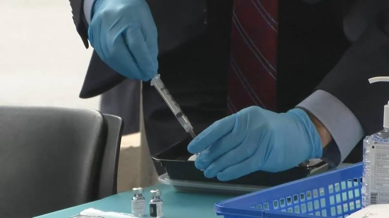 Speaker Lucas calls GOP colleagues to meet over Biden vaccination plan