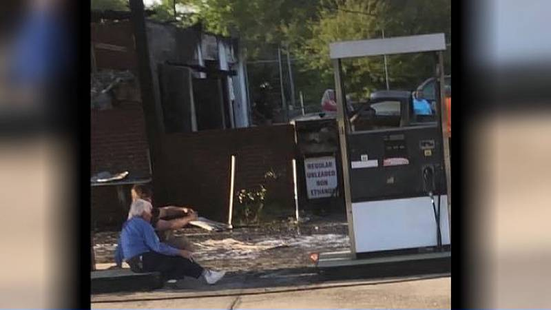 Self-made Gilbert business owner picking up pieces after fire