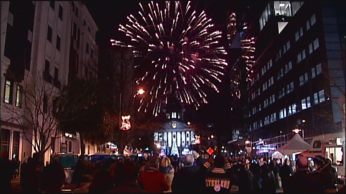 This is the ninth year for the Famously Hot New Year Celebration in downtown Columbia.