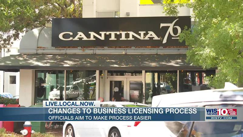 City of Columbia streamlining license process for over 8,500 businesses as mandated by state law