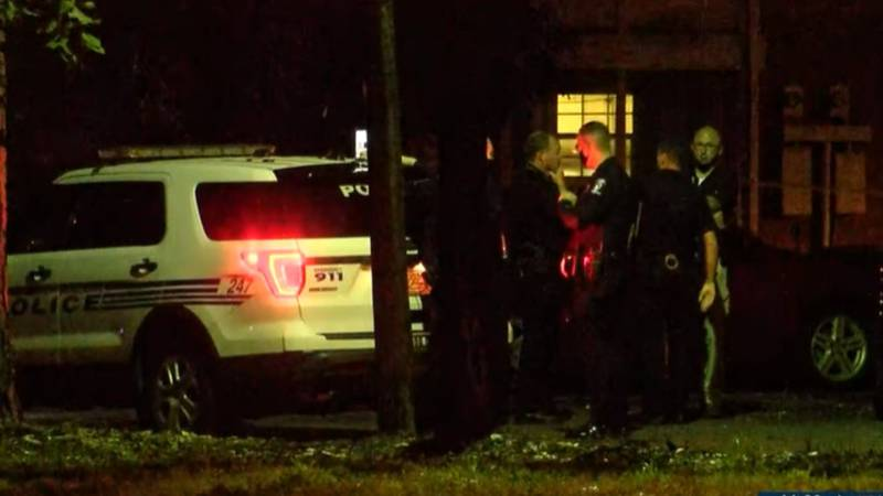 The incident happened on Elgywood Lane around 10 p.m. Charlotte-Mecklenburg Police responded to...