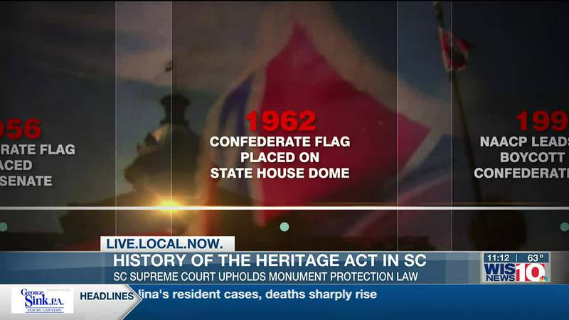 A brief history of the Heritage Act