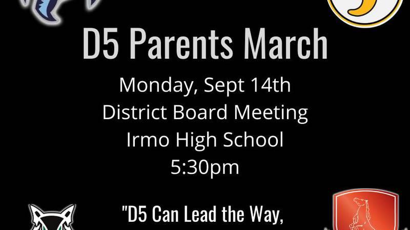 D5 Parents March
