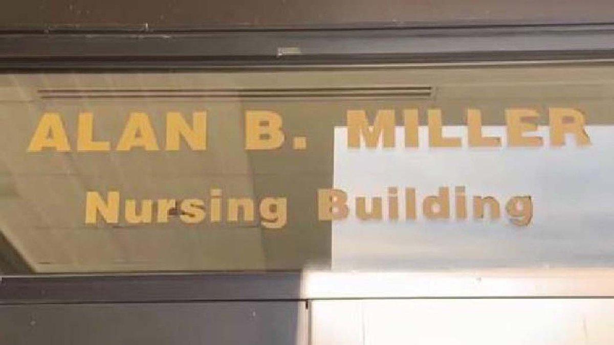 The Alan B. Miller Nursing Building at USC Aiken