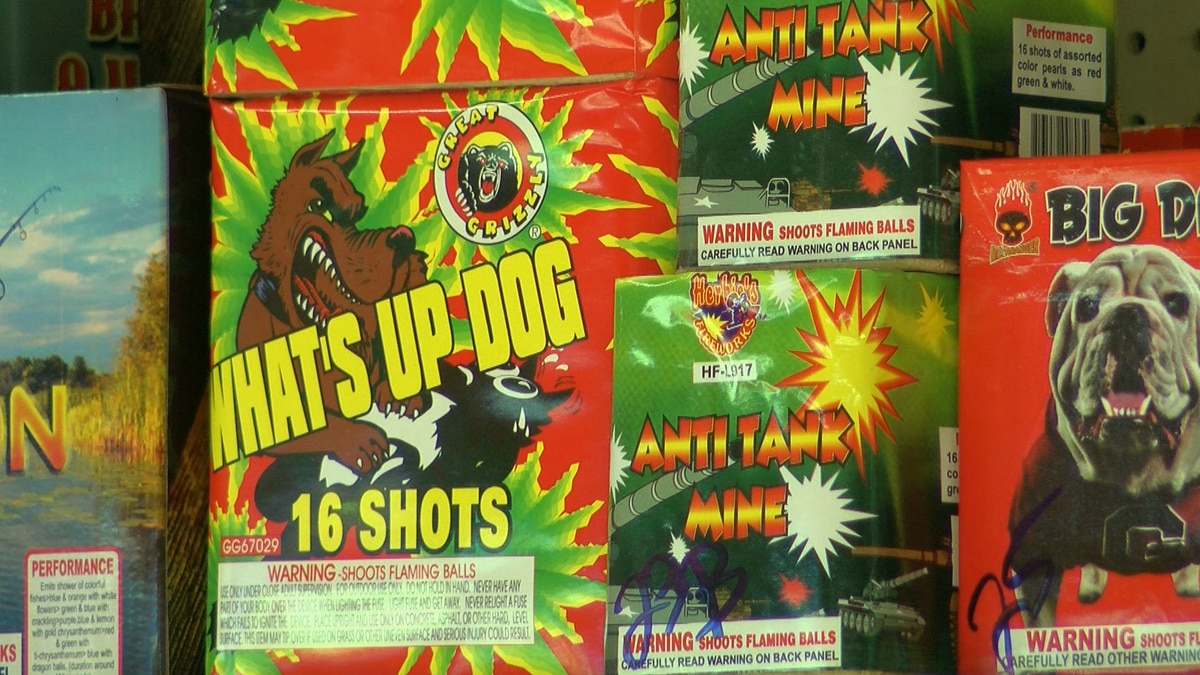 Across the Lowcountry and beyond, people are stocking up on last-minute fireworks to celebrate...