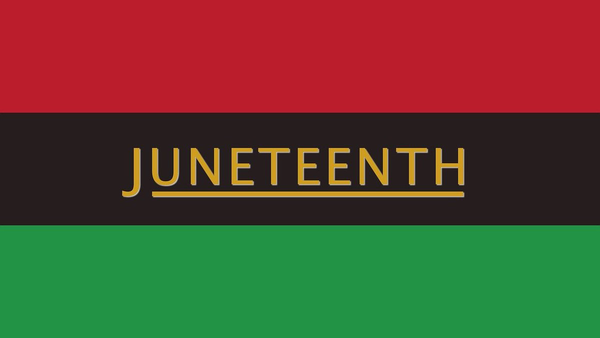 Juneteenth is a holiday celebrated on June 19 to commemorate the emancipation of slaves in the...