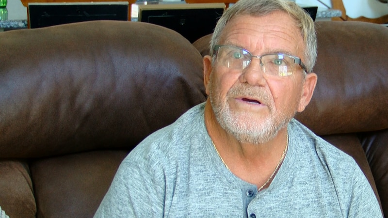 A 67-year-old man with Alzheimer's was beat by a group of people after asking them to leave his...
