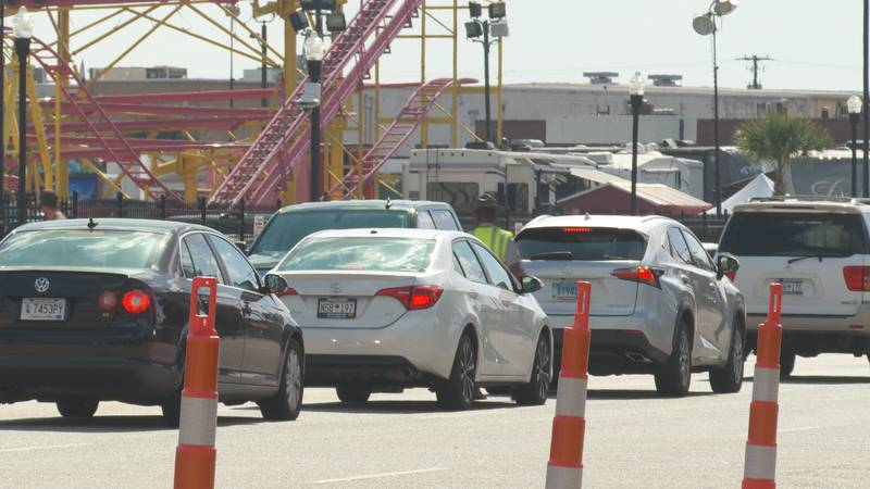 SC Highway Patrol warns of limited parking ahead of UofSC home game and State Fair weekend