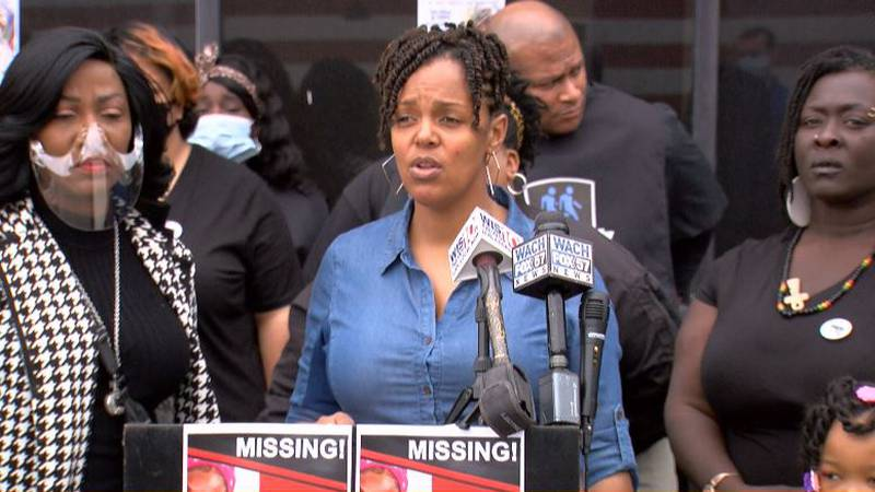 FIND OUR DAUGHTER: Community unites for rally to bring missing teen home