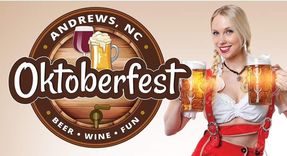 Beer, wine, fun in Andrews, NC