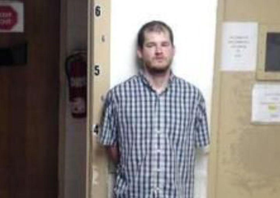 Timothy Jones, Jr. (Source: Smith County, Mississippi Detention Center)