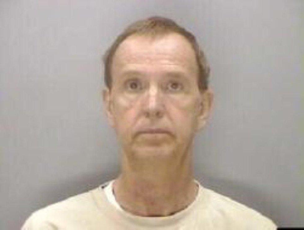 Charles Edward Ledford (Source: Alvin S. Glenn Detention Center)