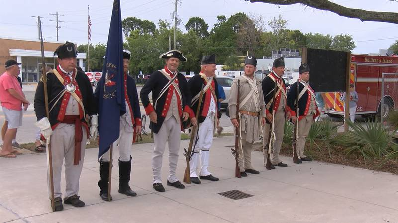 Saturday is Carolina Day, which commemorates the Battle of Sullivan's Island and the defeat of...