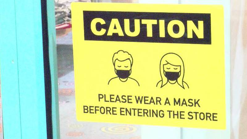 Leaders have also asked businesses to require masks for customers.