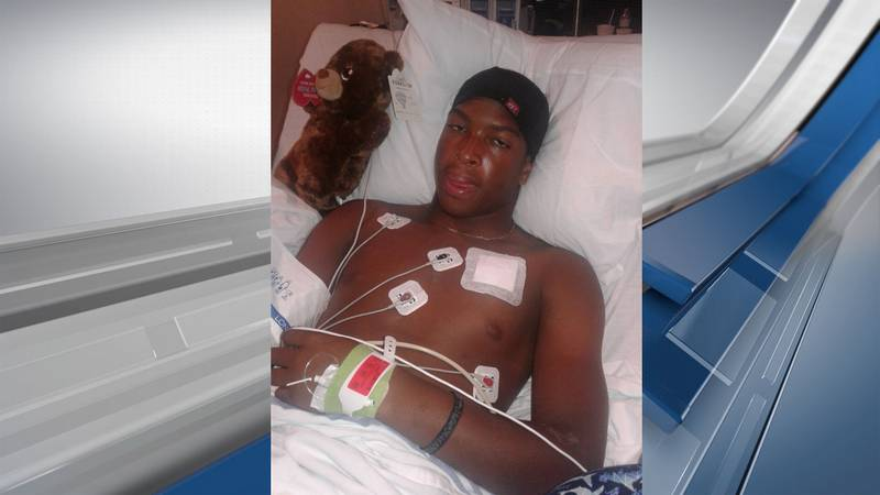 Former Richland Northeast quarterback Josh Boyd suffered a heart attack while playing pickup...