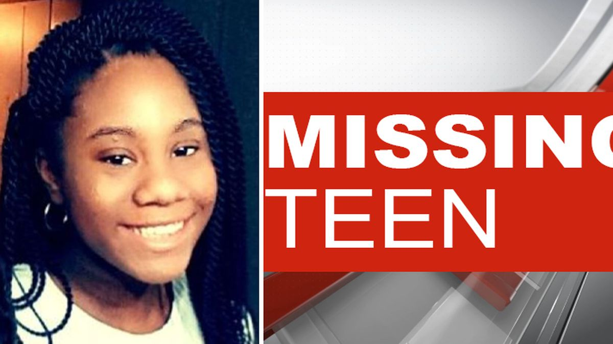 Miyah White was last seen wearing a pink shirt and blue jeans.