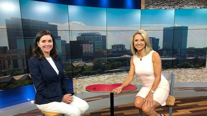Sue Doran joined WIS TV Midday to talk about her latest projects.