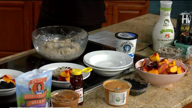 Rosewood Market owner shares quick and easy overnight oat recipe