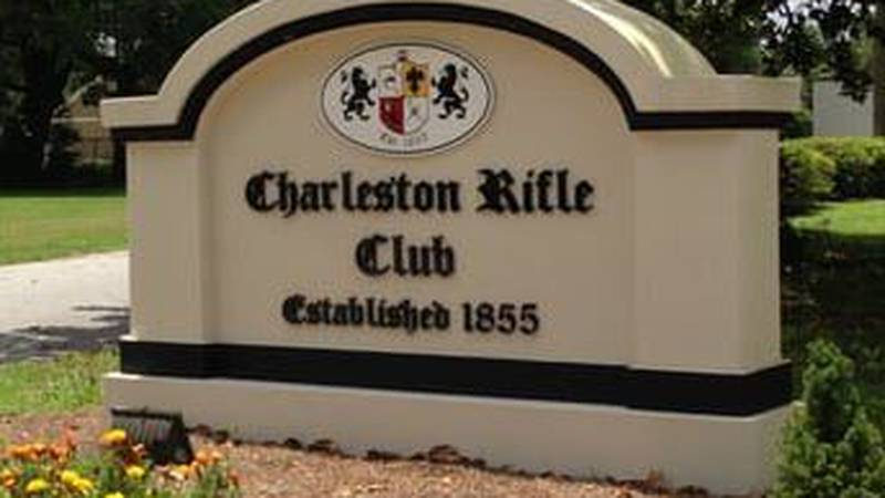 The Charleston Rifle Club did not let a black member in, the Post and Courier reported.