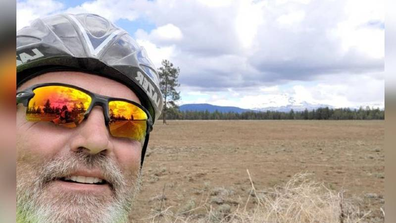 N.C. police officer biking 4,000 miles across U.S. to raise awareness for mental health among...