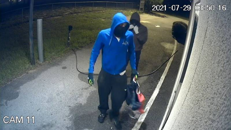 Hawthorne Pharmacy burglary suspect