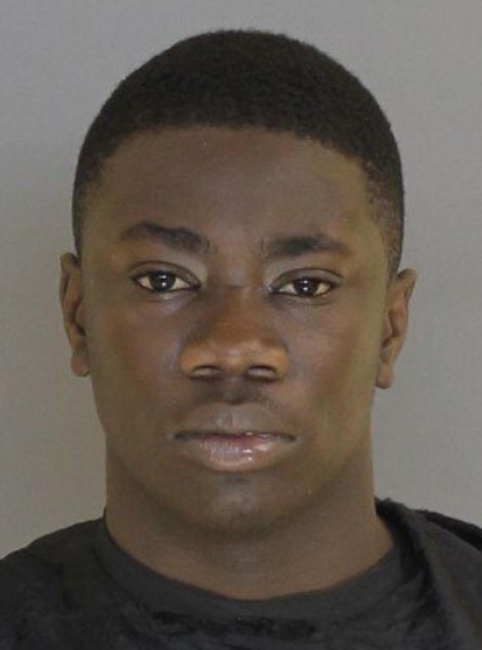 Devante Antonio Wilson (Source: Sumter Police Department)