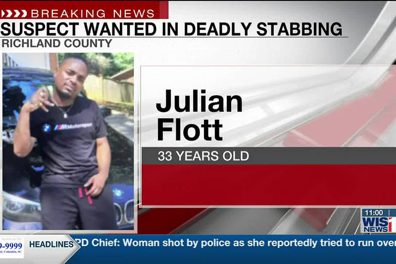 Suspect wanted in fatal stabbing incident, deputies say