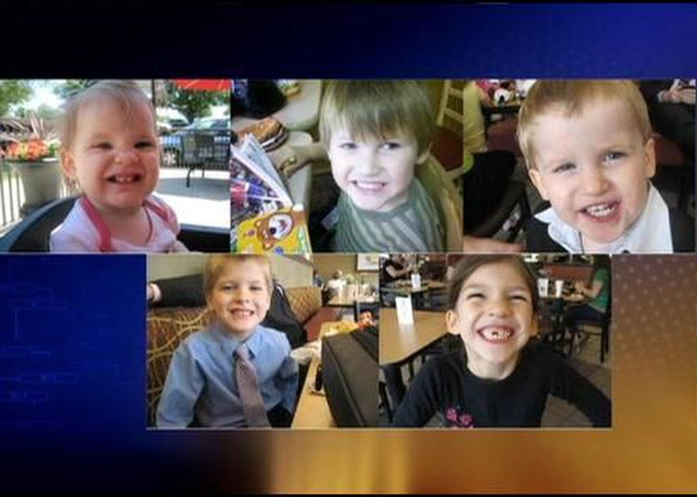 Jones children (Source: Lexington County Sheriff's Department)