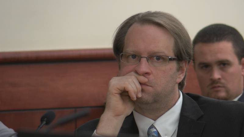Trial begins for Lexington County man accused of killing estranged wife in 2017
