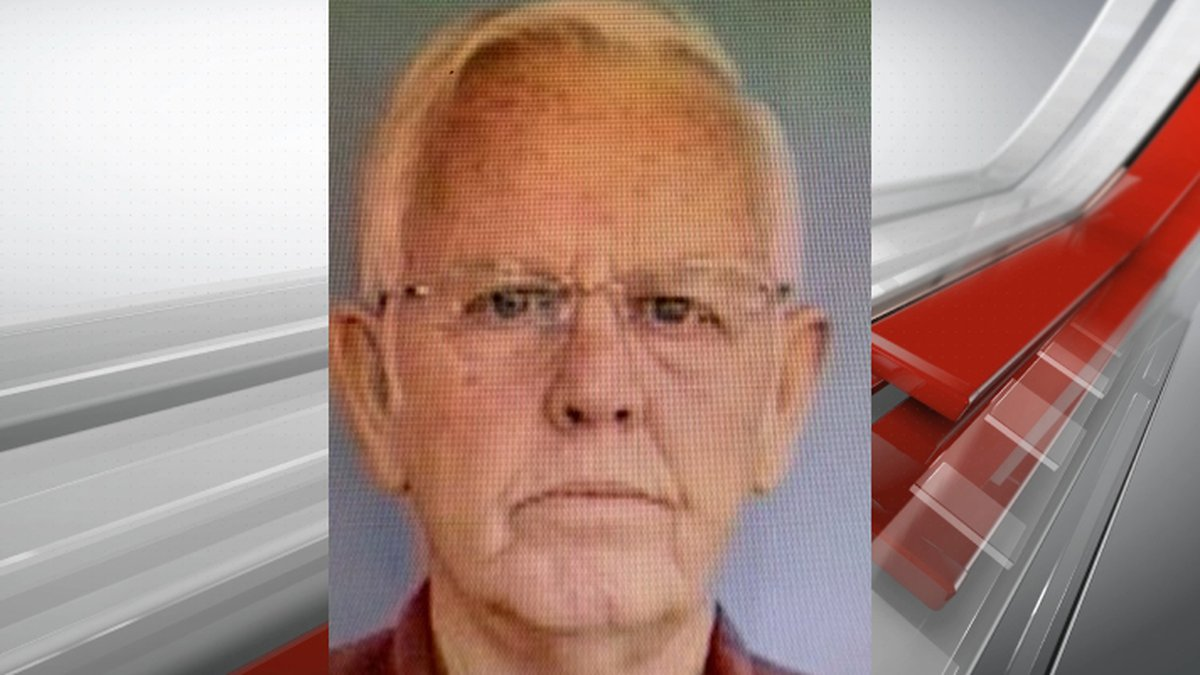 Norman Robinson was last seen Tuesday afternoon.