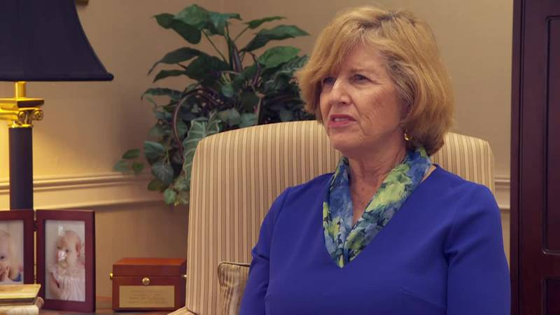 RAW VIDEO: Education Supt. Molly Spearman: 'We need to pat teachers on the back'