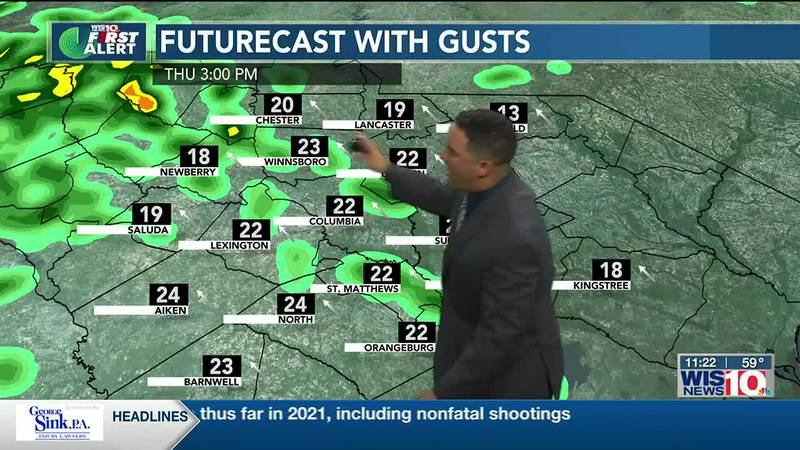 Kevin Arnone's October 26th Forecast