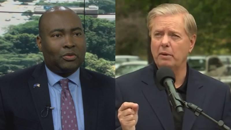 Does political newcomer Jaime Harrison have a chance against incumbent Sen. Lindsey Graham?