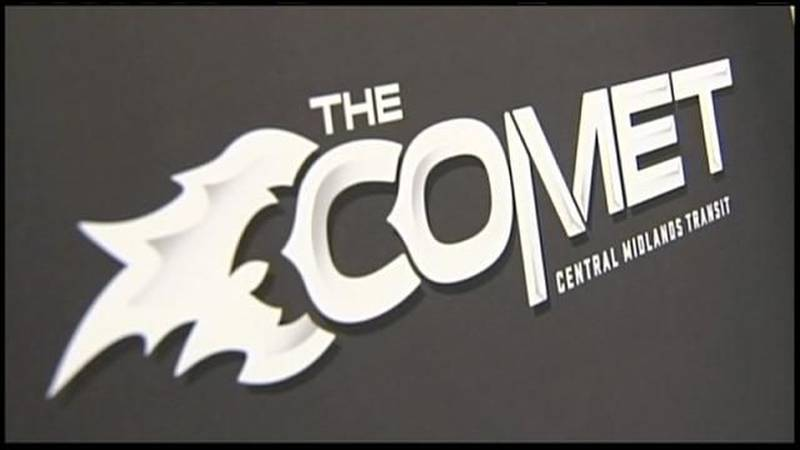 CMRTA is now called The Comet