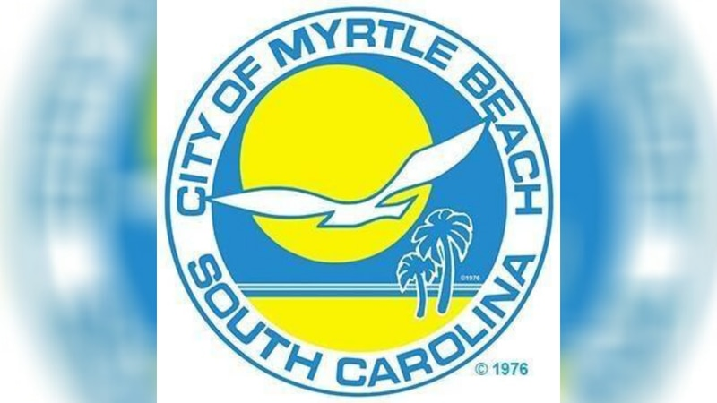 City of Myrtle Beach seal