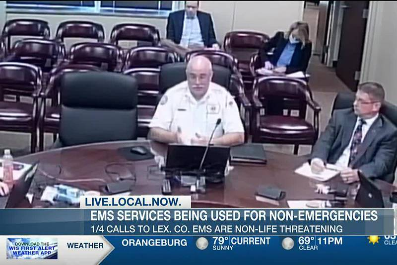 Lexington Co. Council approves step to alleviate non-emergency demand on county EMS