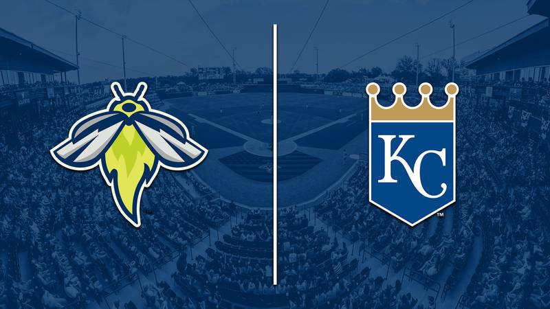 Fireflies hit a home run in new partnership with the Kansas City Royals