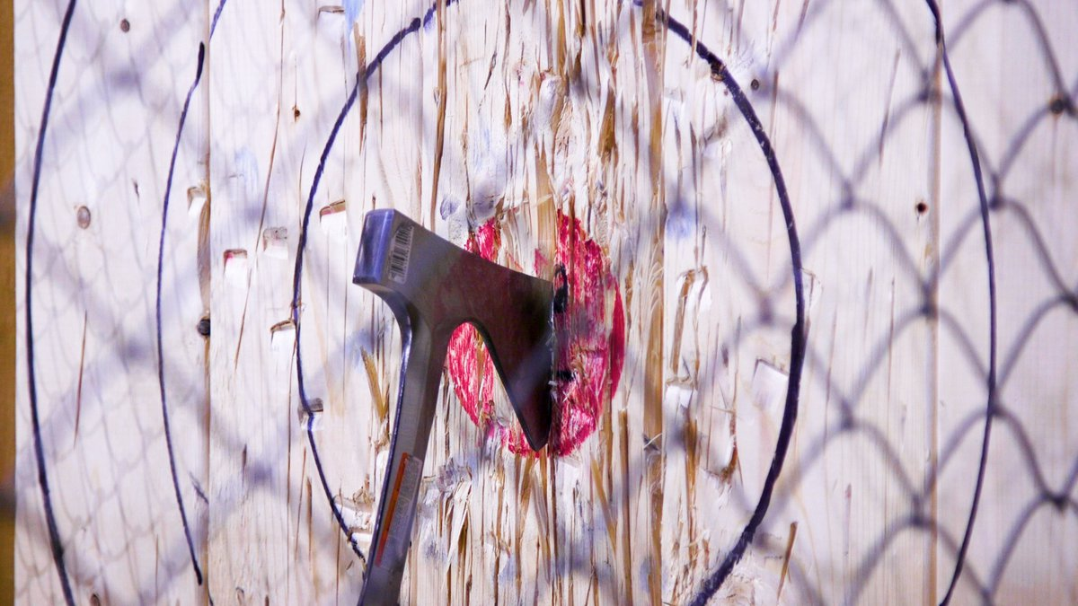 Craft Axes Throwing opens in Columbia.