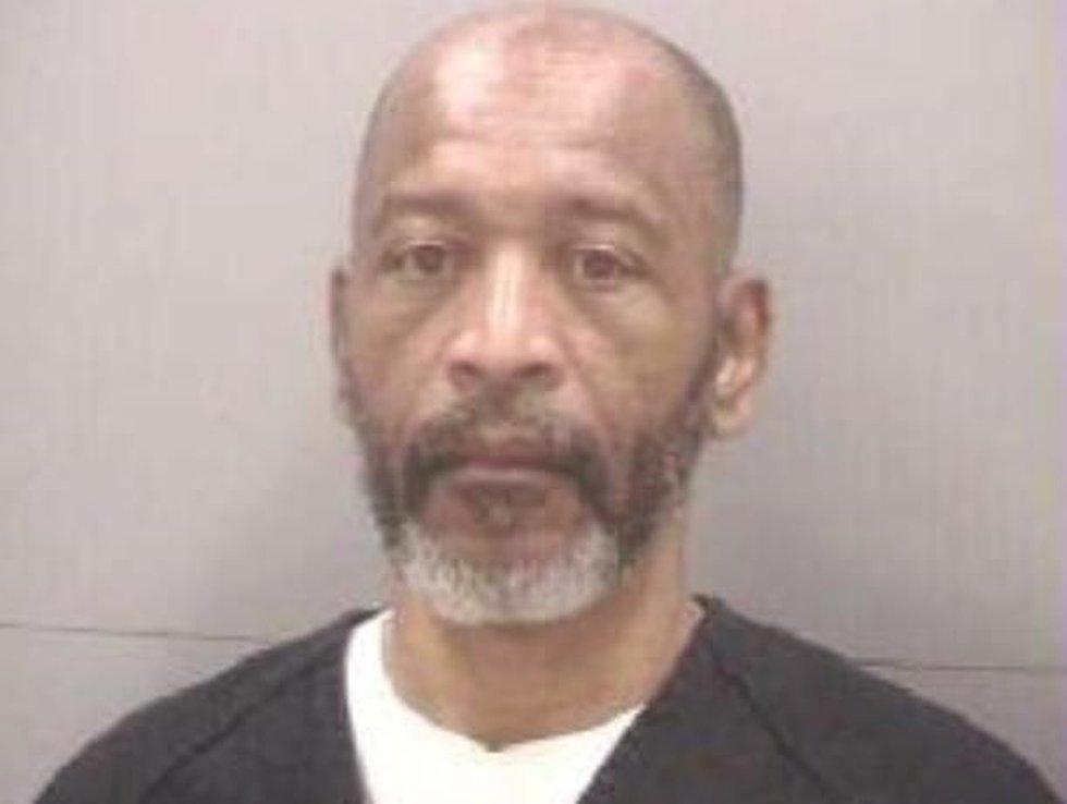 A booking photo taken of Freddie Grant at Alvin S. Glenn Detention Center.
