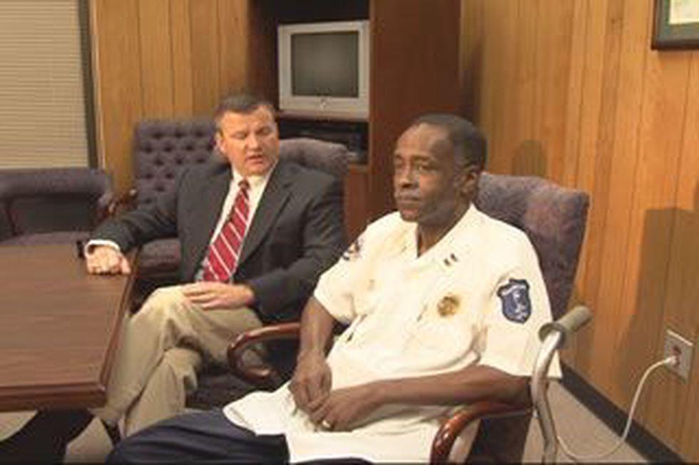 Former Lee Correctional Institution officer Robert Johnson