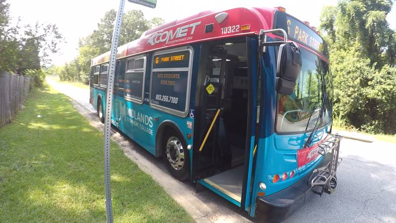 The COMET has worked toward electrifying its fleet and Director of Marketing & Community...