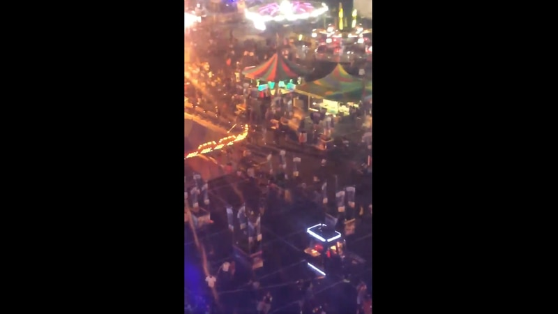 RCSD says shots were not fired at the South Carolina State Fair, despite rumors that caused a...