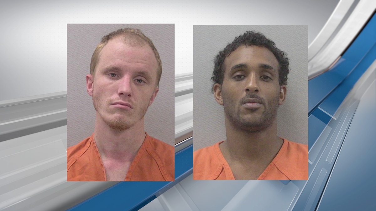 Bobby James Murphy III, 27, and Burton William Chavis, 32, are charged with attempted murder,...