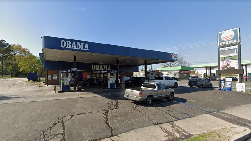 The Obama Store can no longer sell beer or wine.